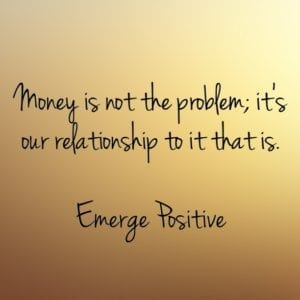Relationship to Money