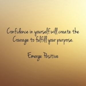 Confidence in You