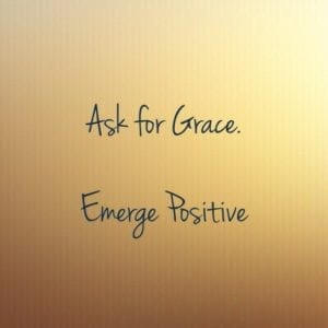 ask for grace