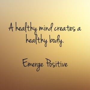 healthy mind is a healthy body