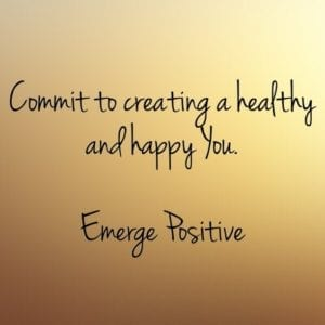 commit to a healthy life