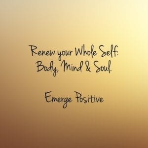 Renew your Whole Self