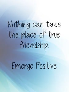 be grateful for friends