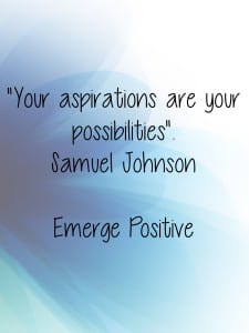 Your possibilities