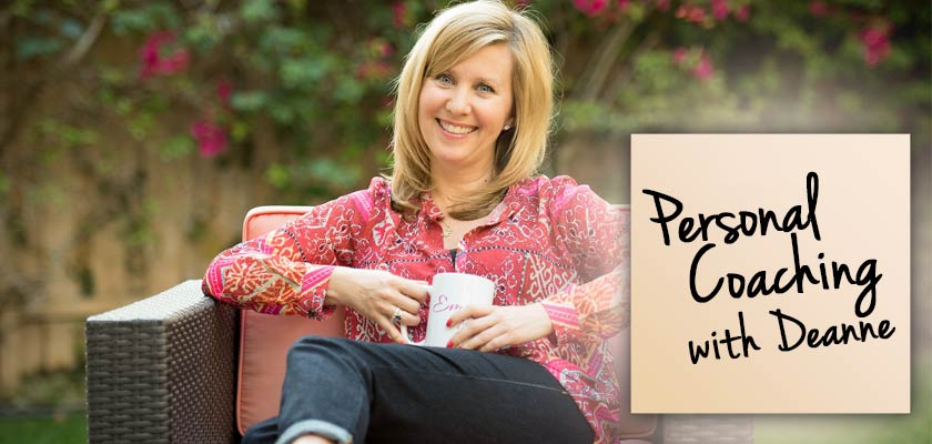 Emerge Positive® - Personal Coaching with Deanne