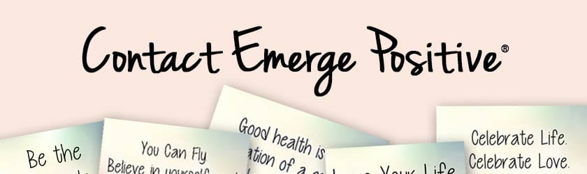 Contact Emerge Positive®